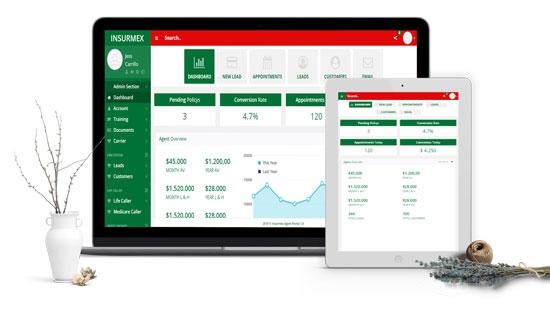 Insurmex Portal Sample - Insurance Agent Job Openings