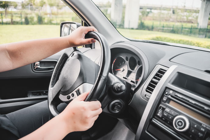 Safe driving with auto Insurance