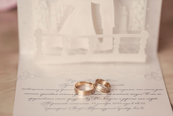 Special Attire and Jewelry coverage - Wedding Event Insurance